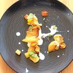 Gnocchis - portobello - chanterelles - king oyster - bleu