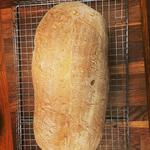 White sour dough at home