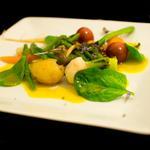 Printanière de légumes aux épices ....  de Monsieur Roellinger