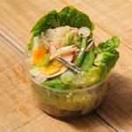 Mini-salade paysanne à la façon niçoise