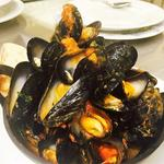Spicy Mussel Pepata