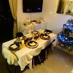 Dressage d une table pour les fêtes