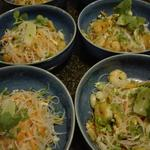 Salade Thaï.