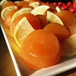 Pâte de coing citronnée