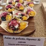 Palets de polenta