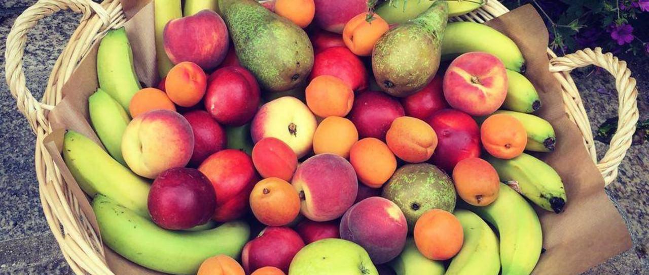 Corbeille de fruits frais - 12 Kg