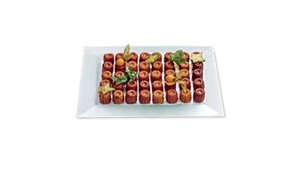 Mini Cannelés - 24 pièces [Les Jardins d'Épicure]