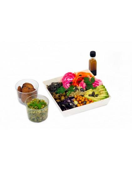 Veggie - Le Buddha bowl [Le Comptoir du Riz]