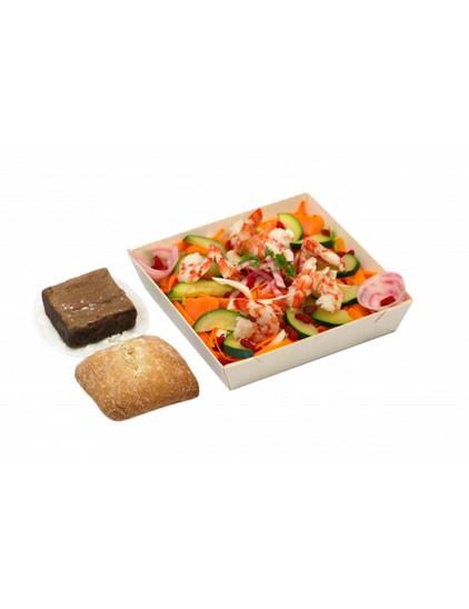 La Salade de gambas [Le Comptoir du Riz]