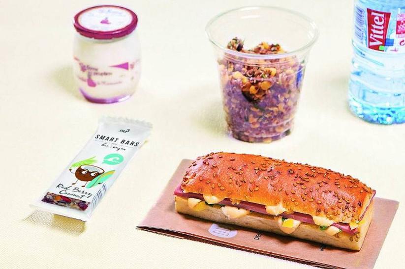 Déjeuner Livré Snack - Oriental