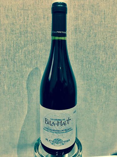 Vin rouge - Bila-Haut Michel Chapoutier 75CL
