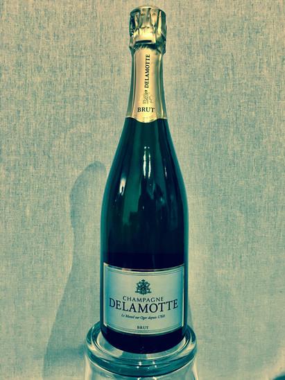 Champagne Delamotte 75CL