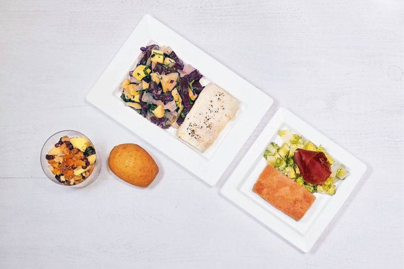 Déjeuner Livré - Sans gluten