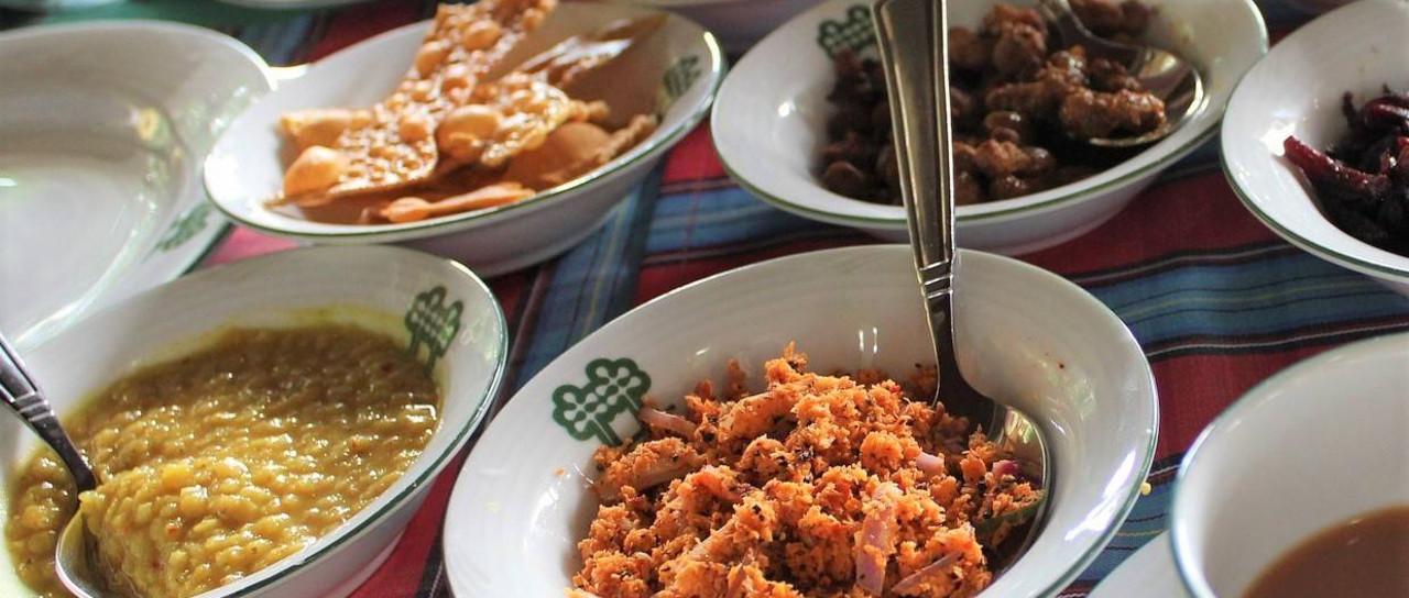 Sri Lankan Feast