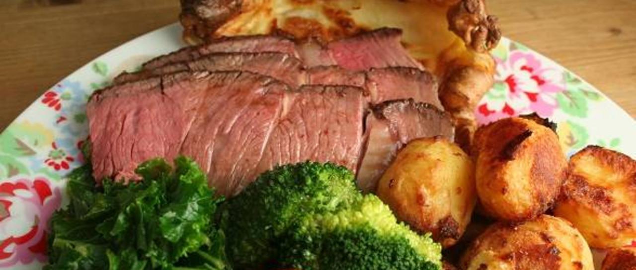 Love A  Roast Dinner