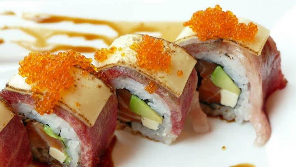 Signature Sushi Menu