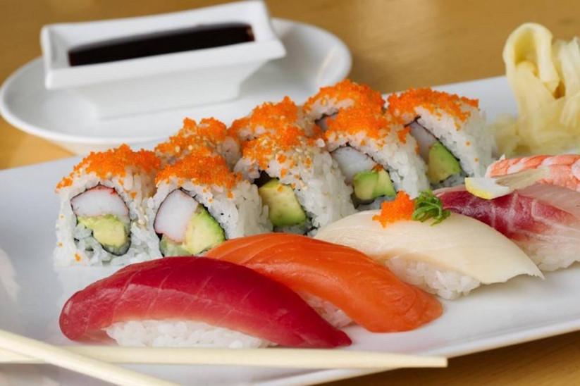 Sushi Selection