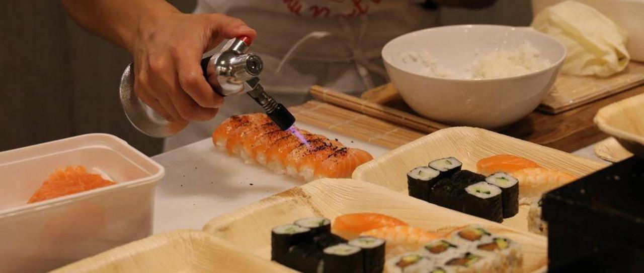 Sushi Learn & Eat