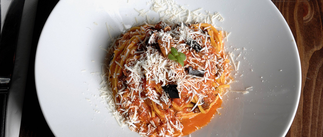 Sicilian Tomato Menu