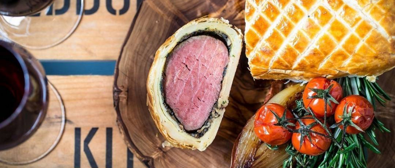 Beef Wellington & Friends