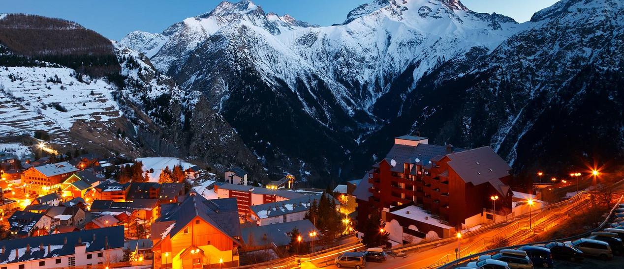 Apres Ski In The Alps