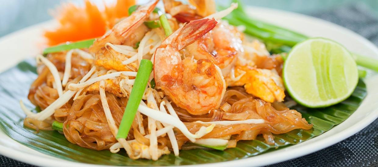 The Name is Thai, Pad Thai