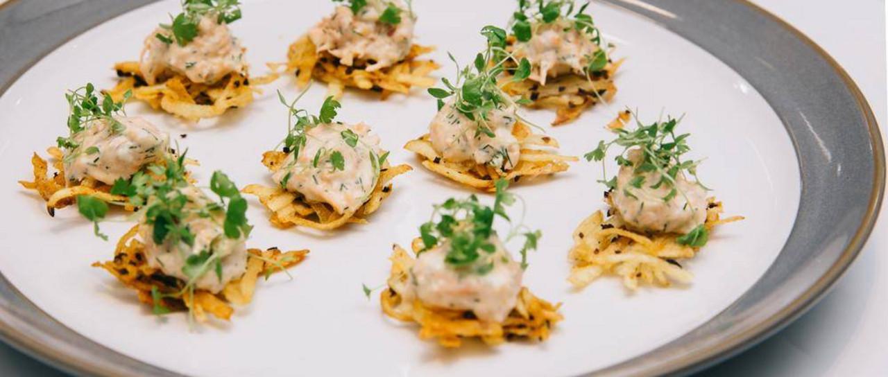 Share Feast Mezze Style