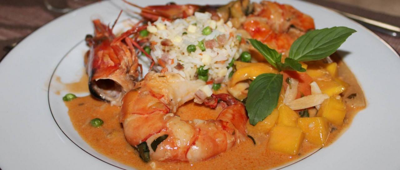 La Cuisine De Marine