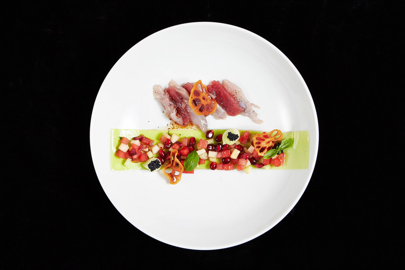 5 Course From The Sea