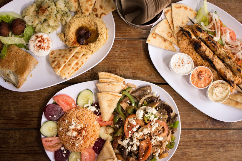 Persian 4 Course Feast
