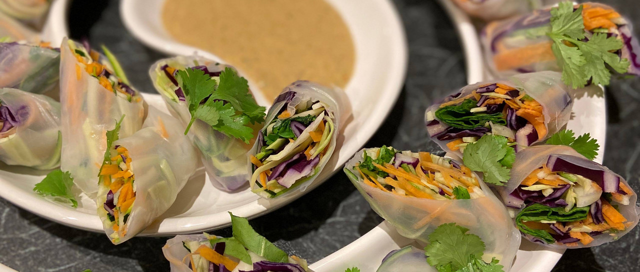 3 Course Raw Asian Feast