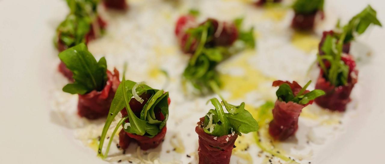7 Course Decadent Feast