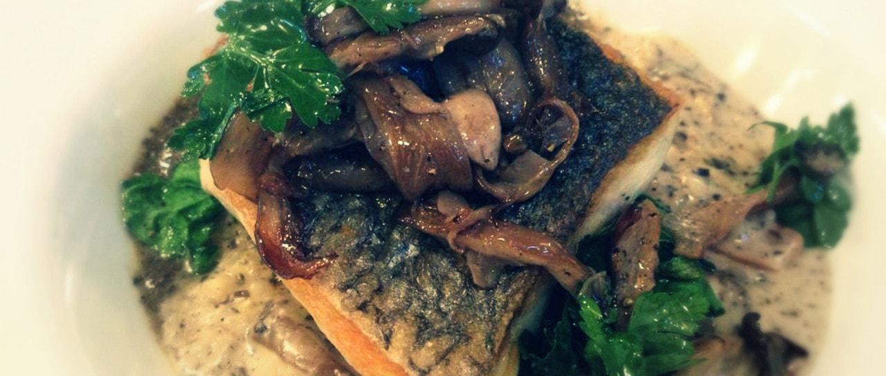 Warm Fish Supper