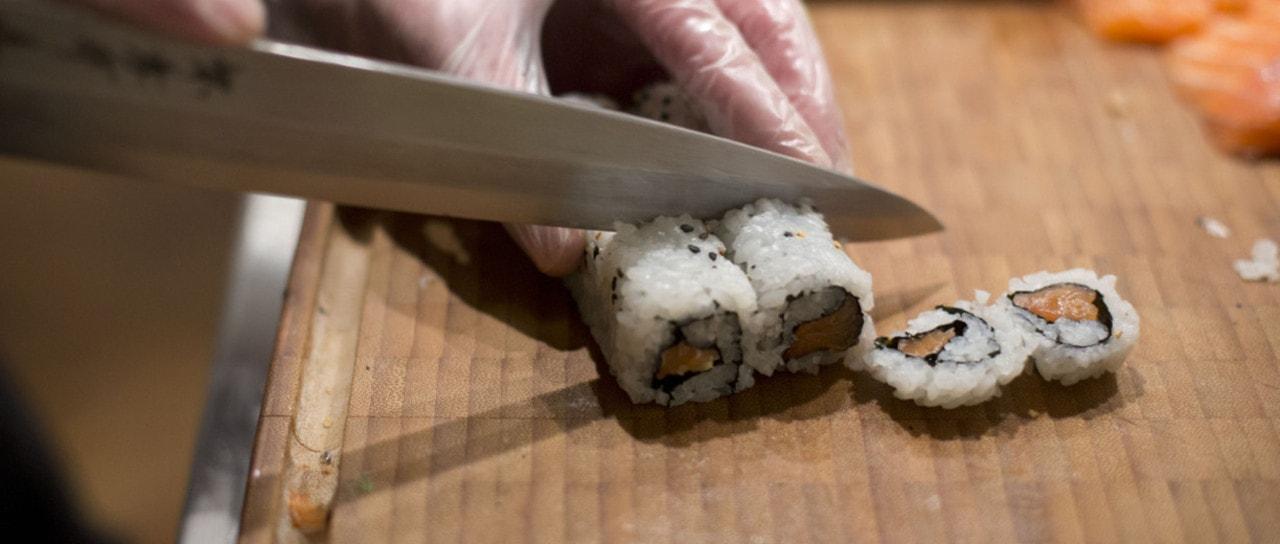 Natsuzushi (sushis D'été)
