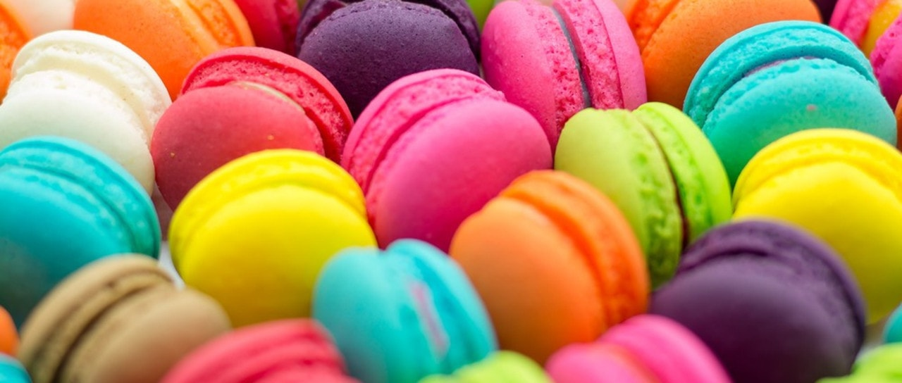 Coffret de Macarons
