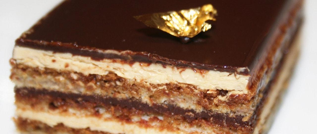 Dessert - Opéra